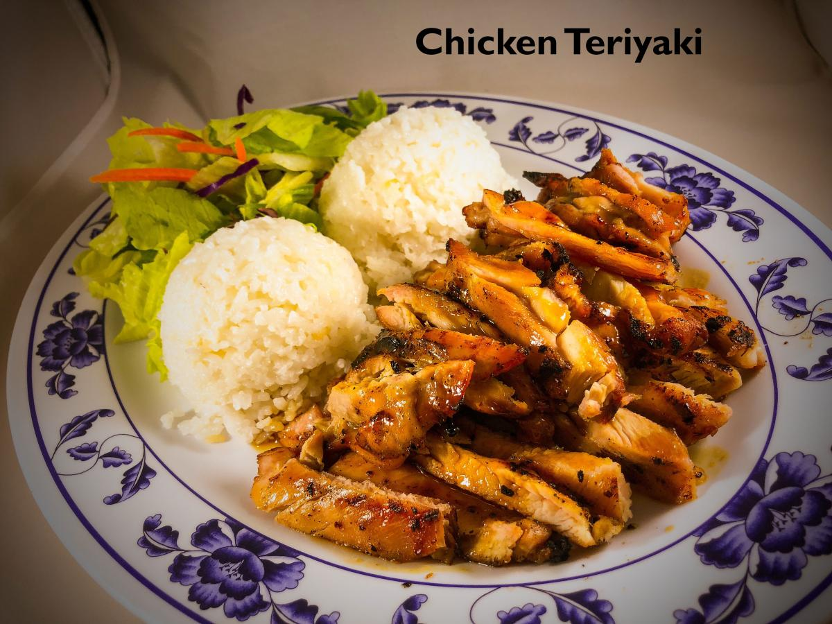 CHICKEN TERIYAKI